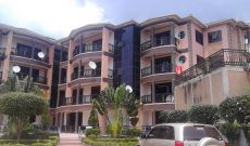 16 units apartment block for sale in Rubaga 32m monthly at 1.6m USD