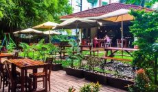 1.02 acres for sale in Kololo with a restaurant at 1.2m USD