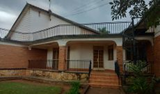4 Bedroom house for sale in Muyenga on half acre at 1.2 billion shillings