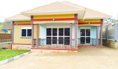 3 bedrooms house for sale in Kira going 300m