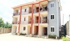 12 units apartment block for sale in Kisaasi Kyanja 9.9m monthly at 1.3 billion shillings