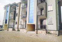 12 units apartment block for sale in Kira 8.4m monthly at 1.1billions shillings