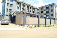 12 units apartment block for sale in Najjera Kampala 2.6 billion shillings
