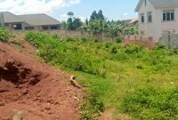 18 decimals plot of land for sale in Kyanja at 160m