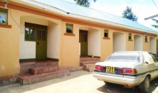 6 rental units for sale in Namugongo Kiwango on 50x80ft making 900,000 monthly at 95m