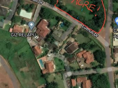 1 Acre of land for sale in Bugolobi at 1.2m USD