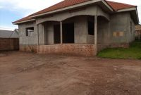 3 bedroom shell house for sale in Namugongo Sonde at