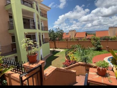 3 bedroom semi furnished apartments for rent in Lubowa $1,000