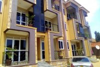 12 units apartment block for sale in Najjera 8.7m monthly at 1.2 billion shillings