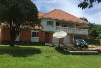 5 bedroom lake view house for rent in Entebbe at $4000