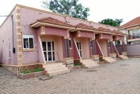 4 rental units for sale in Kyanja 2m monthly at 270m