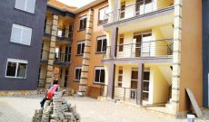 9 units apartment block for sale in Kira 6.8m at 750m