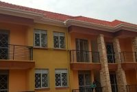 10 units apartment block for sale in Kyaliwajjala 6.5m monthly at 750m