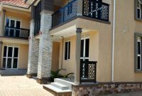 8 units apartment block for sale in Kyanja making 5.6m monthly at 650m