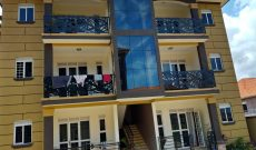 6 units apartment block for sale in Kyanja 5.7m monthly at 650m