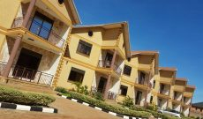 14 townhouses for sale in Luzira Butabika $10,000 monthly at $1.3m