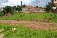 100x100ft plot of land for sale in Namugongo at 180m