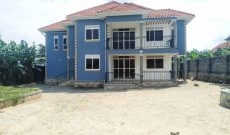 6 bedrooms house for sale in Kira on 25 decimals going for 750m