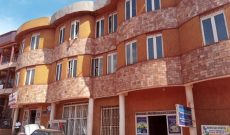 10 units commercial building for sale in Mutundwe 8.9m monthly at 750m