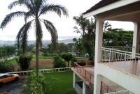 8 bedroom lake view house for rent in Mutungo at $5,000