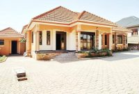 4 bedroom house for sale in Najjera Buwate at 550m shillings