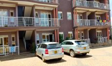12 units apartment block for sale in Kyanja making 10.5m monthly at 1.3 billion shillings