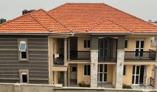 8 units apartment block for sale in Kyanja 5.2m monthly at 700m