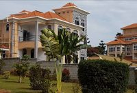5 bedroom house for sale in Entebbe 50 decimals at $1m