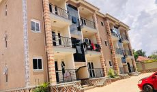 12 units apartment block for sale in Kyanja at 1.2 billion