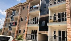 12 units apartment block for sale in Kyanja 8.4m monthly at 1.2 billion shillings