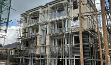 8 units apartment block for sale in Kyanja 7.2m monthly at 900m