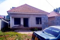 2 bedroom house for sale in Kira Nsasa Parliamentary SACCO at 105m
