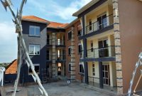 9 units apartment block for sale in Kira 6.5m at 720m