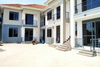 8 units apartment block for sale in Kira 5.2m at 750m