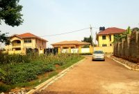 50x100ft plot of land for sale in Kira Mamerito road at 120m