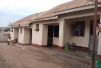 4 rental units for sale in Kisaasi 1.8m monthly at 150m