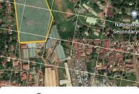 7.4 acres of land for sale in Kyambogo at $250,000 per acre