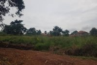 1 acre of land for sale in Kyaliwajjala Kapeela at 450m