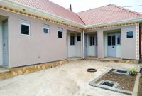 4 rental units for sale in Namugongo Sonde 1.2m monthly at 130m