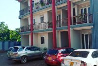 12 units apartment block for sale in Kyanja 9.9m monthly at 1.25 billion