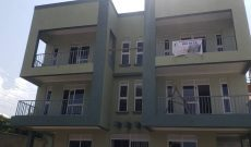 6 units apartments block for sale in Kansanga 7.8m monthly at 900m