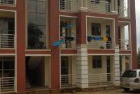 9 units apartment block for sale in Kyaliwajjala 4.5m monthly at 580m