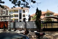 6 units apartment block for sale in Kira making 5.4m monthly at 750m