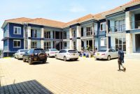 19 units apartment block for sale in Kisaasi Kyanja 18.4m monthly at 2.5 billion