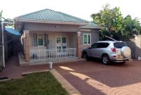 2 bedroom house for sale in Entebbe town at 180m