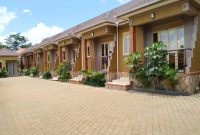8 rental units for sale in Kyanja 4.6m monthly at 580m