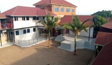Hotel and commercial shops for sale in Nansana at 2 Billion shillings