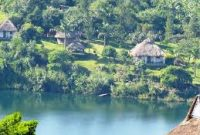 Lake shore cottages for sale in Fortportal at $300,000