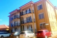 6 apartments units for sale in Najjera making 7.2m monthly at 1 billion shillings