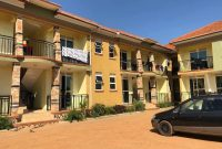 13 units apartment block for sale in Najjera 9m monthly at 1.2 billion
